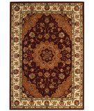 RugStudio presents Safavieh Traditions TD610C Red / Ivory Hand-Tufted, Best Quality Area Rug
