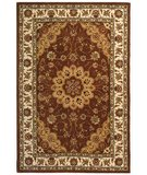 RugStudio presents Safavieh Traditions TD610D Tan / Ivory Hand-Tufted, Best Quality Area Rug