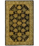 RugStudio presents Safavieh Taj Mahal TJM114A Brown / Ivory Hand-Tufted, Best Quality Area Rug