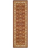 RugStudio presents Safavieh Tuscany TUS301 Rust / Camel Machine Woven, Best Quality Area Rug