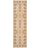 RugStudio presents Safavieh Tuscany TUS302 Ivory / Ivory Machine Woven, Best Quality Area Rug
