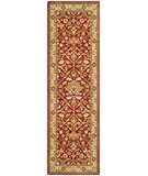 RugStudio presents Safavieh Tuscany TUS304 Red / Gold Machine Woven, Best Quality Area Rug