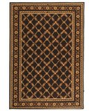 RugStudio presents Safavieh Wilton WIL324B Black Hand-Hooked Area Rug