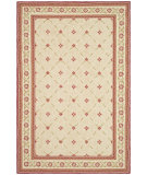 RugStudio presents Safavieh Wilton WIL324D Beige / Red Hand-Hooked Area Rug