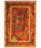 RugStudio presents Safavieh Ancient Weave ACW1004A Rust Area Rug