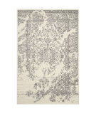 RugStudio presents Safavieh Adirondack Adr101b Ivory / Silver Machine Woven, Good Quality Area Rug