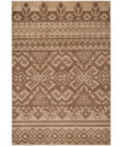 RugStudio presents Safavieh Adirondack Adr107c Camel / Chocolate Machine Woven, Good Quality Area Rug