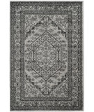 RugStudio presents Safavieh Adirondack Adr108a Silver / Black Machine Woven, Good Quality Area Rug