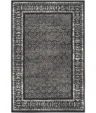RugStudio presents Safavieh Adirondack Adr110a Black - Silver Machine Woven, Good Quality Area Rug