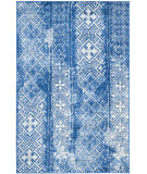 RugStudio presents Safavieh Adirondack Adr111f Silver - Blue Machine Woven, Good Quality Area Rug