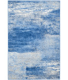 RugStudio presents Safavieh Adirondack Adr112f Silver - Blue Machine Woven, Good Quality Area Rug