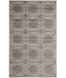 RugStudio presents Safavieh Amherst Amt411c Grey / Light Grey Machine Woven, Good Quality Area Rug