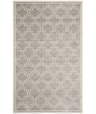 RugStudio presents Safavieh Amherst Amt412b Light Grey / Ivory Machine Woven, Good Quality Area Rug