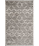 RugStudio presents Safavieh Amherst Amt412c Grey / Light Grey Machine Woven, Good Quality Area Rug
