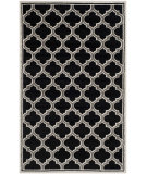 RugStudio presents Safavieh Amherst Amt412g Anthracite / Ivory Machine Woven, Good Quality Area Rug