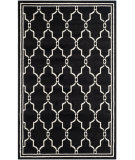 RugStudio presents Safavieh Amherst Amt414g Anthracite / Ivory Machine Woven, Good Quality Area Rug