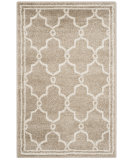 RugStudio presents Safavieh Amherst Amt414s Wheat - Beige Machine Woven, Good Quality Area Rug