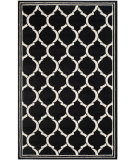 RugStudio presents Safavieh Amherst Amt415g Anthracite / Ivory Machine Woven, Good Quality Area Rug