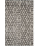 RugStudio presents Safavieh Amherst Amt417c Grey / Light Grey Machine Woven, Good Quality Area Rug