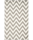 RugStudio presents Safavieh Amherst Amt419r Dark Grey - Beige Machine Woven, Good Quality Area Rug