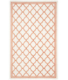RugStudio presents Safavieh Amherst Amt422f Beige - Orange Machine Woven, Good Quality Area Rug