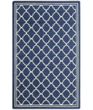 RugStudio presents Safavieh Amherst Amt422p Navy - Beige Machine Woven, Good Quality Area Rug