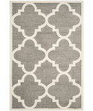 RugStudio presents Safavieh Amherst Amt423r Dark Grey / Beige Machine Woven, Good Quality Area Rug