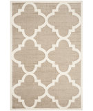 RugStudio presents Safavieh Amherst Amt423s Wheat / Beige Machine Woven, Good Quality Area Rug