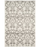 RugStudio presents Safavieh Amherst Amt424r Dark Grey / Beige Machine Woven, Good Quality Area Rug