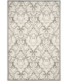 RugStudio presents Safavieh Amherst Amt427r Dark Grey / Beige Machine Woven, Good Quality Area Rug