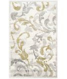 RugStudio presents Safavieh Amherst Amt428e Ivory - Light Grey Machine Woven, Good Quality Area Rug