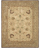 RugStudio presents Safavieh Anatolia AN512D Ivory / Brown Hand-Tufted, Good Quality Area Rug