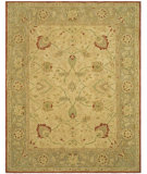 RugStudio presents Safavieh Anatolia AN512E Ivory / Rust Hand-Tufted, Best Quality Area Rug