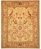 RugStudio presents Safavieh Anatolia AN514A Ivory / Beige Hand-Tufted, Good Quality Area Rug