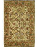 RugStudio presents Safavieh Anatolia AN521A Green / Gold Hand-Tufted, Best Quality Area Rug