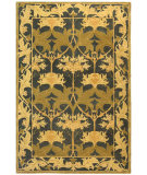 RugStudio presents Safavieh Anatolia AN541A Navy / Sage Hand-Tufted, Best Quality Area Rug