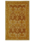 RugStudio presents Safavieh Anatolia AN541B Ivory / Gold Hand-Tufted, Good Quality Area Rug