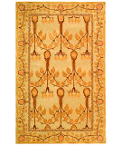 RugStudio presents Safavieh Anatolia AN542B Ivory / Gold Hand-Tufted, Good Quality Area Rug