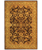 RugStudio presents Safavieh Anatolia AN545B Brown / Tan Hand-Tufted, Good Quality Area Rug
