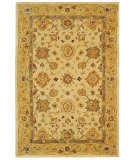 RugStudio presents Safavieh Anatolia AN546B Ivory / Gold Hand-Tufted, Good Quality Area Rug