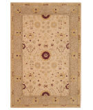RugStudio presents Safavieh Anatolia AN550A Sand / Walnut Hand-Tufted, Good Quality Area Rug