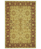 RugStudio presents Safavieh Anatolia AN551A Ivory / Red Hand-Tufted, Best Quality Area Rug