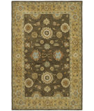 RugStudio presents Safavieh Anatolia An556c Brown / Taupe Hand-Tufted, Good Quality Area Rug