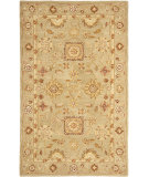 RugStudio presents Safavieh Anatolia An556k Sage / Sage Hand-Tufted, Good Quality Area Rug