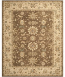 RugStudio presents Safavieh Anatolia An557b Brown / Beige Hand-Tufted, Best Quality Area Rug