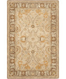 RugStudio presents Safavieh Anatolia An558a Dark Grey / Brown Hand-Tufted, Good Quality Area Rug