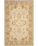 RugStudio presents Safavieh Anatolia An558b Silver / Light Brown Hand-Tufted, Good Quality Area Rug