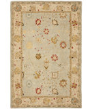 RugStudio presents Safavieh Anatolia An559b Grey Blue / Ivory Hand-Tufted, Good Quality Area Rug