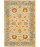 RugStudio presents Safavieh Anatolia An561a Taupe / Grey Hand-Tufted, Good Quality Area Rug