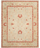 RugStudio presents Safavieh Anatolia An571a Ivory / Green Hand-Tufted, Good Quality Area Rug